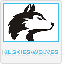 Huskies/Wolves Designs