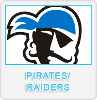 Pirates/Raiders Designs
