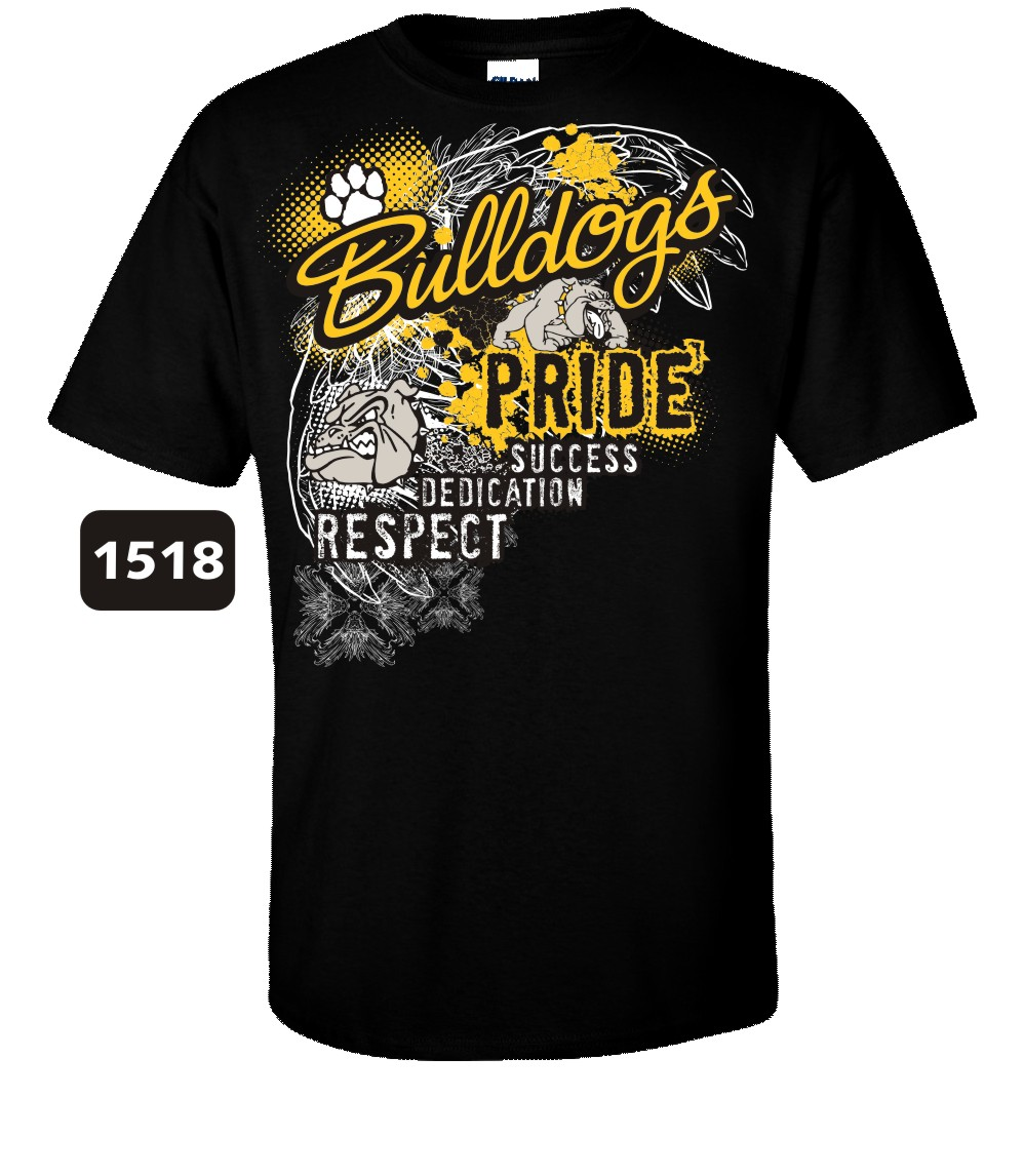 Bulldogs Design 1518