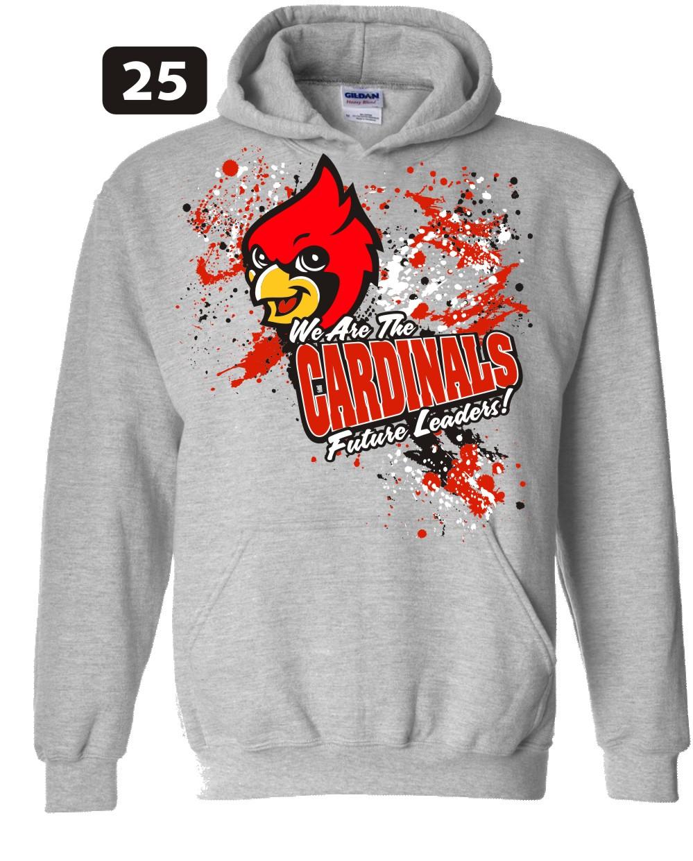 Cardinals Design 25