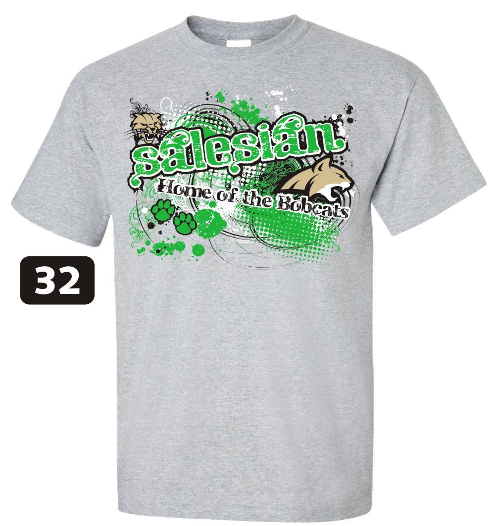 Bobcats Design 32