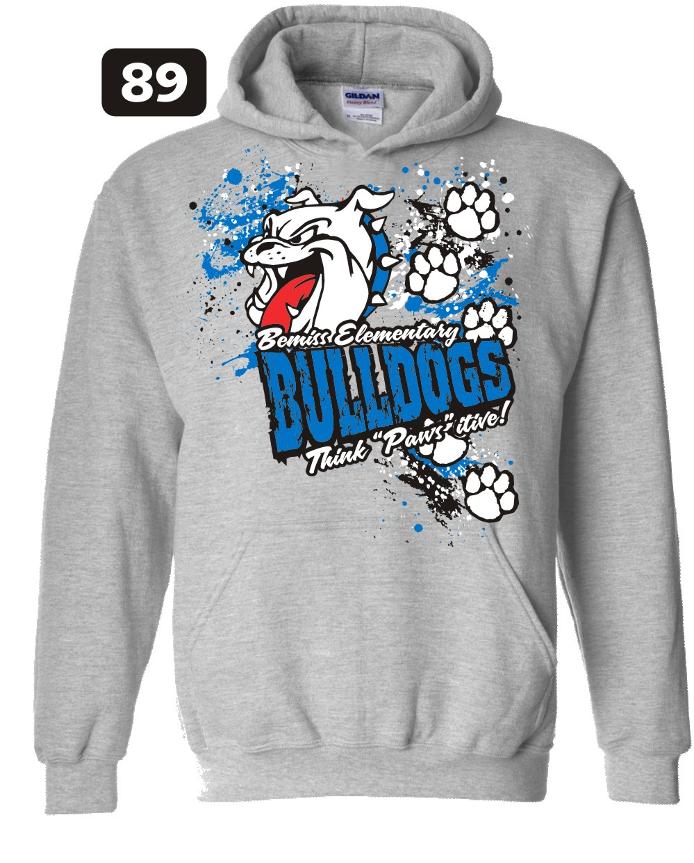 Bulldogs Design 89